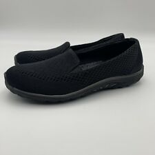 Sketchers Relaxed Fit Slip On Shoes Womens Sz 6 Black air cooled Memory Foam