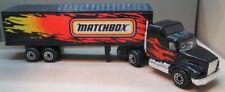 Matchbox Convoy CY27-10 Mack  Flamed