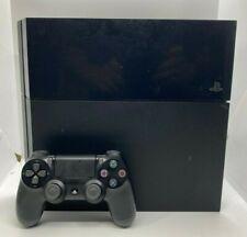 Sony Playstation 4 Console 500GB Gloss Black CUH-1116A