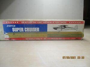 Sig/Berkeley Piper Super Cub R/C Model Airplane Kit