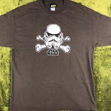 Vtg Star Wars Trooper Lucas Films Graphic T-Shirt