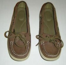 Women's Sperry Top-Sider Camoflauge Boat Shoe, Size:  7 1/2