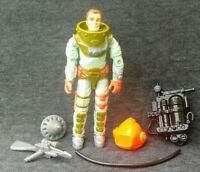 GI Joe Vintage Hasbro Figure ORIGINAL 1989 Deep Six v.2 Authentic Original Cobra