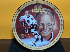 "VTG Legends of Hockey  ""The Golden Jet: Bobby Hull"" Plate - Limited Edition!!"