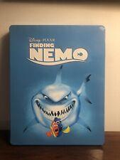 Finding Nemo 4K Steelbook Best Buy Blu-ray SteelBook - No Digital/4K *Damaged*