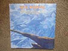 "RICK WAKEMAN ""RETURN TO THE CENTRE OF THE EARTH"" 1999 2LPS EMI UK STILL SEALED!"