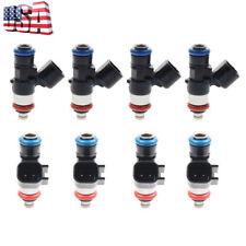 8x OEM 42LB injectors LS3 LS7 L76 L92 L98 L99 LS9 LSA Corvette C6 Z06 Camaro G8