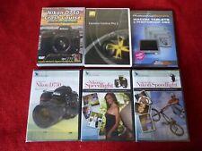 Nikon D750/Lampeggiatore Fotocamera Reflex Digitale 4 x 2 DVD, CD ROM Bundle corso intensivo
