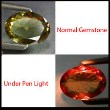 0.46Ct Museum Grade Gem Natural Amazing Alexandrite Hue COLOR CHANGE GARNET WY52