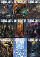 Falling Skies Season 2 Premium Pack International Pinup Chase Card Set 9 Cards