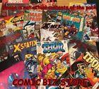 10 X MARVEL COMICS (1970-CURRENT) RANDOM SELECTION OF COMICS, NO DUPLICATES