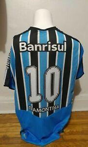Puma 2008-09 XXL (fits XL) Gremio Home Soccer Football Jersey #10 Tcheco