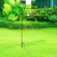 More details for garden flag stand pole 12