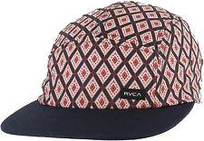 NEW RVCA Alsweiler 5-Panel Strapback Cap Hat