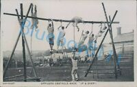 Pre WW1 British Army Sports Officers Obstacle Race unposted