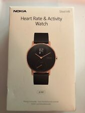 Nokia Steel HR - Heart Rate & Activity Tracking Watch (36mm)