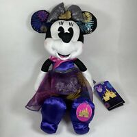 "Disney Store Minnie Mouse Main Attraction 18"" Plush Toy Fireworks December 12/12"