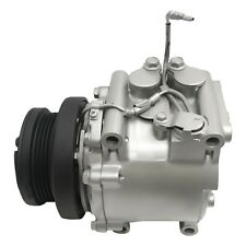 NEW A//C COMPRESSOR W// CLUTCH 1987-1991 FITS HONDA CIVIC//CRX 2470CH