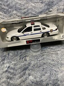 1/18 scale Chevy police car UT models