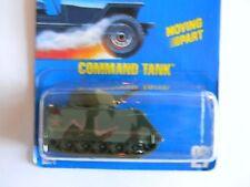 VERY RARE-COMMAND TANK - BLUE CARD-#27-HOT WHEELS-RARE-ORIGINAL-VHTF