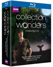 Wonders Of The Solar System / Wonders Of The Universe / Wonders Of Life Blu-Ray