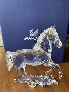 Swarovski Crystal Stallion Horse