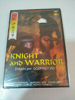Knight And Warrior Godfrey Ho Kung Fu - DVD Español Nueva - AM