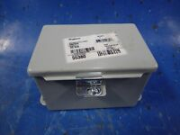 "6"" x 4"" x 4"" Junction Box Type 12 Hinged Cover Hoffman A6044CH"