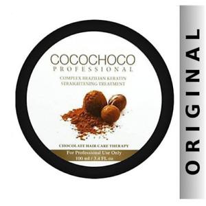 Cocochoco Keratin ORIGINAL Haarglättung ohne Formaldehyd 100 ml