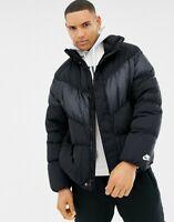 Nike GIUBBINO GIUBBOTTO NSW Dwn Fill Jacket winter jacket black NERO  928893-010 728afd2e8ec