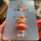 Pucky Love robot pop mart 3inch design toy figurine limited edition
