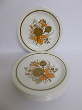 6 x Midwinter Countryside Side Plates 18cm Vintage Lovely
