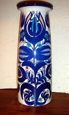 "10"" Berte Jessen # 207-2967 Royal Copenhagen Tenera FAJANCE  vase 1 CL 25½ cm"