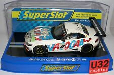 SUPERSLOT H3855 BMW Z4 #9 24H.SPA 2015 ROAL MOTORSPORT ZANARDI SCALEXTRIC UK MB