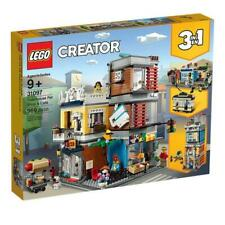 LEGO 31097 Creator Townhouse Pet Shop & Café New Sealed