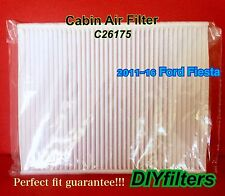 C26175 Non-Carbon AC CABIN AIR FILTER for 11-16 Ford Fiesta