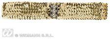 CINTURA ORO IN PAILLETTES Costume Widmann Accessori Gold Belt Donna 115 8164T