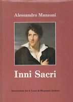 INNI SACRI di Alessandro Manzoni 1984 edizione di lusso tip. poliglotta vaticana