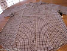 Men's O'Neill button up shirt prescott sand 41104401 surf skate brand NEW medium