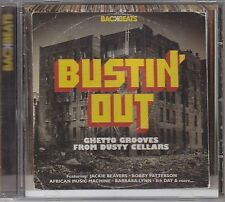 BACKBEATS - bustin' out CD various artists