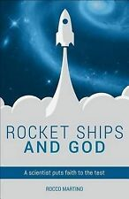 USED (VG) Rocket Ships and God by Rocco Martino