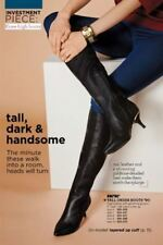 """New """"Tall order"""" Boots Mark by Avon Size 6"""