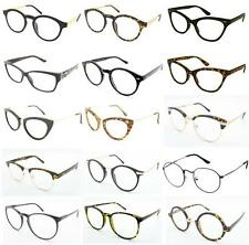 Geek Nerd Clear Lenses Glasses Optical Frames Fancy Dress Fashion Spectacles