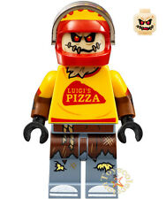 LEGO THE BATMAN MOVIE - MINIFIGURA SCARECROW SET 70910 - ORIGINAL MINIFIGURE