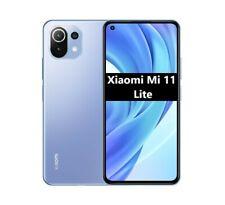 "Cellulare Smartphone Xiaomi Mi 11 Lite 6,55"" 4G LTE 6GB/128GB Bubblegum Blue"