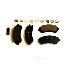 Disc Brake Pad Set-Rear Disc Front Autopartsource MF844K