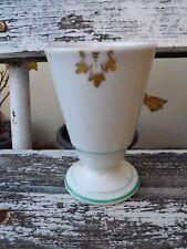 """Brûlot tasse mazagran en porcelaine XIXe époque Louis Philippe """" S """" Sèvres ?"""