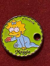 Pathtag 12189 - Maggie - The Simpsons