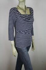 PHASE EIGHT (UK) Cropped Sleeve Top sz 12 - BUY Any 5 Items = Free Post
