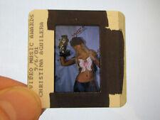 More details for original press promo slide negative - christina aguilera - 2001 - d